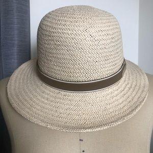 Henri Bendel meadow straw hat